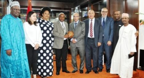 غربي يؤكد ضرورة تطوير العلاقات الثنائية بين المغرب ونيجيريا