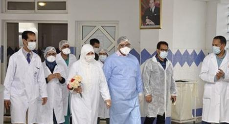 ارتفاع إجمالي حالات الشفاء من كورونا بالمغرب إلى 4686 بعد تسجيل 48 حالة جديدة