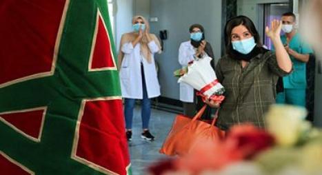 دراسة: المغرب على خط التماس مع منطقة النجاح بالسيطرة على جائحة كورونا