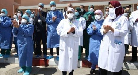 """تسجيل 106 حالة شفاء جديدة من """"كورونا"""" بالمغرب"""