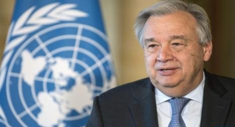 """الأمين العام للأمم المتحدة يعرب عن أسفه لفشل التضامن العالميللتلقيح ضد""""كورونا"""""""