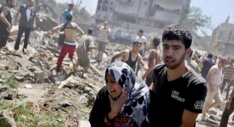 """الحكومة الفلسطينية تطالب بتدخل دولي """"عاجل"""" لوقف العدوان على غزة"""