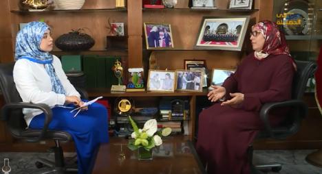 الحقاوي تبرز أهم منجزات الحكومة في قطاع المرأة والأسرة والتضامن (فيديو)