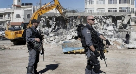 """مرصد أوروبي: تدمير منازل الفلسطينيين بالقدس """"تطهير عرقي"""""""