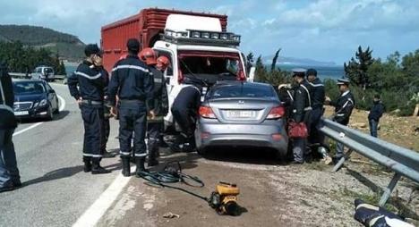عدم انتباه السائقين والراجلين يتصدر أسباب حوادث السير بالمغرب