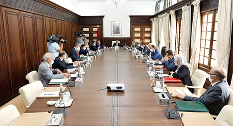 أربعة مشاريع مراسيم مهمة على طاولة مجلس الحكومة