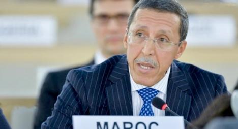 """هلال: قضية الصحراء المغربية ليست قضية """"تصفية استعمار"""""""