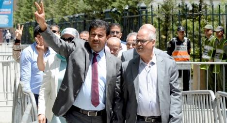 تأجيل البت في قضية حامي الدين إلى يونيو المقبل