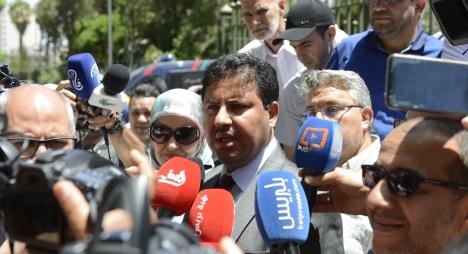 حامي الدين: معنوياتي على أحسن حال والمطلوب هو العدالة في القضية