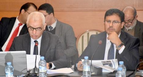 """""""لجنة برلمانية"""" تناقش تقرير المهمة الاستطلاعية حول واقع الصحة بدرعة تافيلالت"""