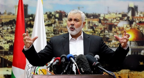 هنية يعلن النفير ويدعو لانتفاضة جديدة من أجل القدس