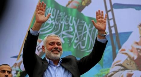 """""""حماس"""" تشكر جلالة الملك على مبادرة إقامة مستشفى ميداني بغزة"""