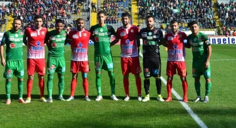 الرجاء البيضاوي يفوز على الوداد البيضاوي بهدفين لواحد في الديربي الـ123