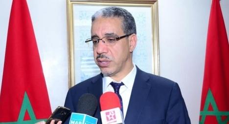 رباح: يحق للمغاربة أن يفتخروا بالإنجازات التي تحققت على المستوى الطاقي