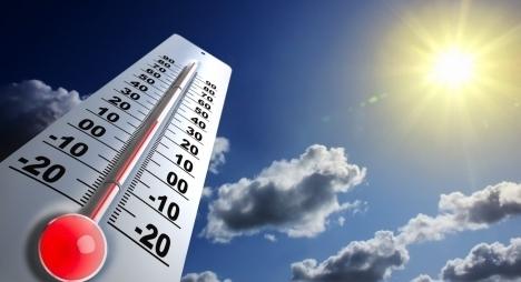 يوم غد الجمعة.. طقس حار بعدة مناطق تصل درجته إلى 46