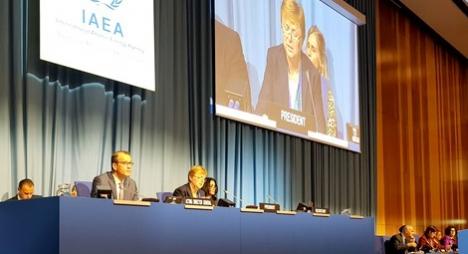 المغرب يُنتخب نائبا لرئيس الدورة الـ 63 للمؤتمر العام للوكالة الدولية للطاقة الذرية