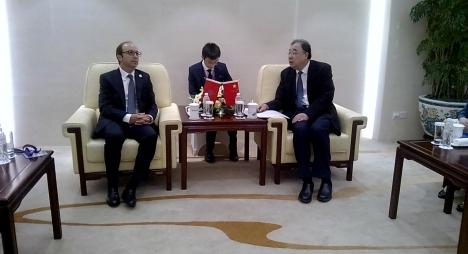 المغرب والصين يبحثان فرص التعاون في الطب عن بعد والصحة الرقمية