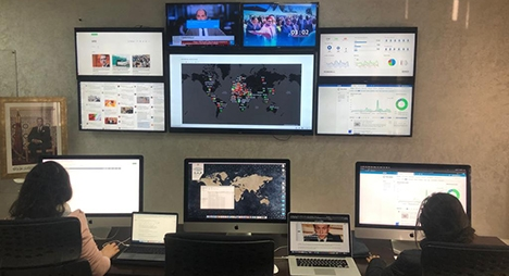 """كورونا.. """"الوزارة المكلفة بمغاربة الخارج"""" تواصل تأمين خدماتها الرقمية لمغاربة العالم"""