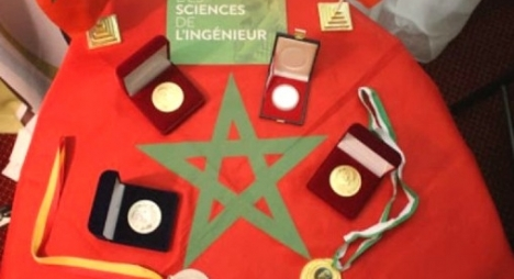 تتويج المدرسة المغربية لعلوم المهندس بالجائزة الكبرى وبأربع ميداليات ذهبية