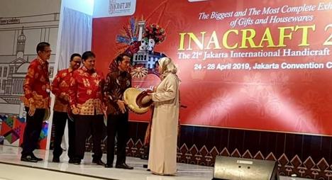 المصلي من إندونيسيا: الصناعة التقليدية واجهة متميزة للدبلوماسية الثقافية المغربية