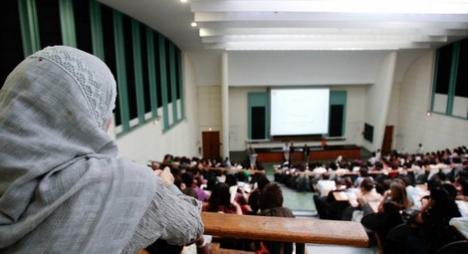 الصمدي: طموحي هو توفير مقعد في الماستر لكل طالب مُجاز