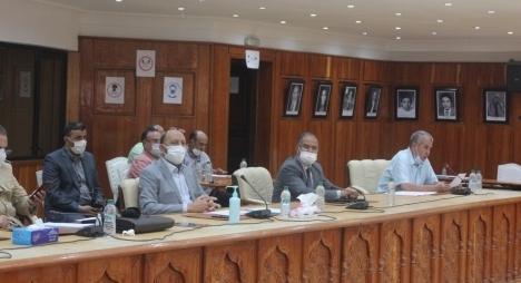 جماعة مراكش.. تعزيز المشاريع التنموية وتحقيق فائض في الميزانية والتخلص من 55 بالمائة من الدين
