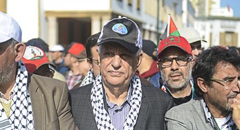 سفير فلسطين بالرباط: هذه رسالة المغاربة لفلسطين وللاحتلال خلال مسيرة اليوم