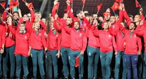 منافساتالألعاب الإفريقية..المغرب يحافظ على مركزه الثاني في سبورة الميداليات