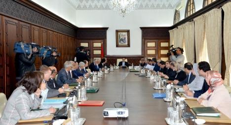 مشاريع قوانين تتعلق بالجماعات السلالية على طاولة مجلس الحكومة