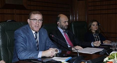 بوليف يبرز أهمية إطلاق التوأمة بين المغرب والاتحاد الأوروبي لنقل البضائع الخطرة