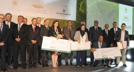 توزيع جوائز النسخة السادسة للجائزة الوطنية الكبرى للصحافة الفلاحية والقروية