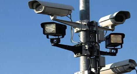 أكادير.. تغطية 220 موقعا بنظام المراقبة بالكاميرات