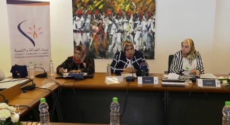 """نساء """"المصباح"""" يناقشن رهانات المناصفة في المغرب (فيديو)"""