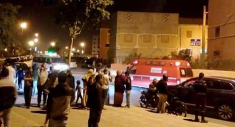 كلميم.. قتيل و11 مصابا جراء إطلاق نار والأمن يعتقل المشتبه فيه