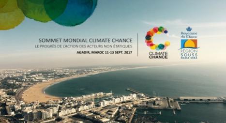 أكادير..انطلاق أشغال الدورة الثانية لقمة المناخ