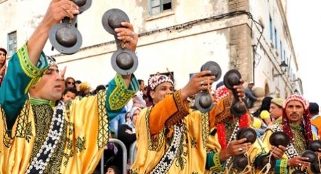 """اليونسكو تدرج """"كناوة"""" ضمن التراث الثقافي اللامادي"""