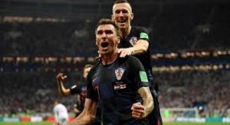 تأهل المنتخب الكرواتي إلى نهائي كأس العالم