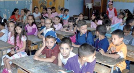 التربية الوطنية تتخذ جملة إجراءات لمنع الاكتظاظ بالحجرات الدراسية