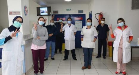 """""""كورونا"""".. إقليم الحسيمة يخلو تماما من الفيروس بعد شفاء آخر حالة مصابة"""