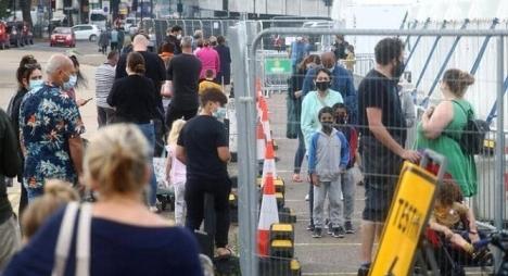 موجة ثانية لفيروس كورونا تجتاح بريطانيا