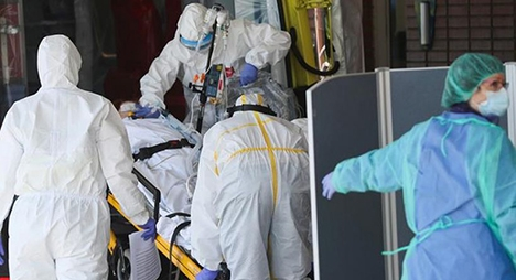 عدد حالات الإصابة بكورونا حول العالم يتجاوز مليون و600 ألف