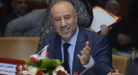 """إبراهيمي: نجاح فعاليات """"المصباح"""" دليل استمرار ثقة المغاربة فيه"""