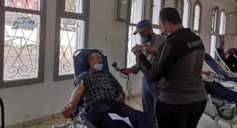 الفضاء المغربي للمهنيين.. حملة للتبرع بالدم لتعزيز المخزون الوطني للدم