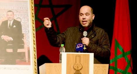 البوقرعي: كلامي واضح ولا يشير أبدا إلى حزب الاستقلال