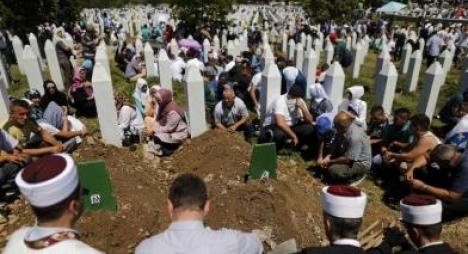 البوسنة والهرسك تحيي ذكرى مجزرة سربرنيتشا التي ارتكبتها القوات الصربية