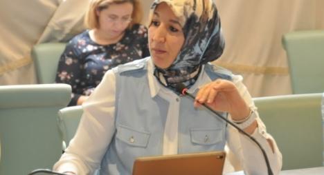البويسفي تنتقد البرامج التلفزية المسيئة لصورة المرأة المغربية