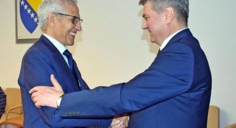 الداودي يؤكد استعداد المغرب لتعزيز علاقات التعاون معالبوسنة والهرسك