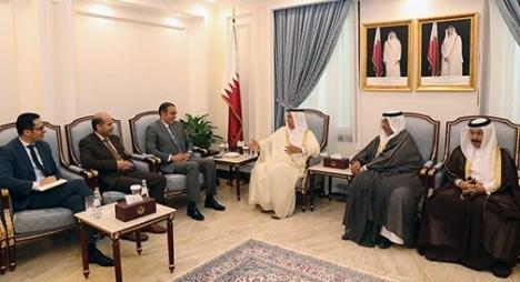 الدوحة.. تبادل الخبرات البرلمانية بين المغرب وقطر