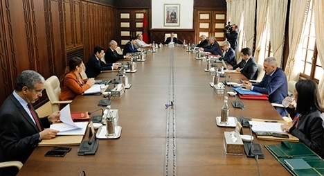 مجلس الحكومة يصادق علىمشروع قانون المالية المعدل للسنة المالية 2020
