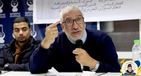 الحمداوي:ما يميز أعضاء العدالة والتنمية هو تشبثهم بقيم النزاهة والوضوح
